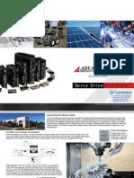 Amc Servo Driveline Catalog