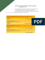 Perfil Del Egresado de La Maestría en Comunicación Académica Uat