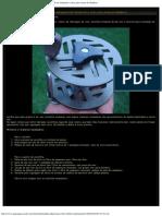 Apneia PescaSub ® - Fabricação de Carretilha Artesanal em Alumínio e Inox pa