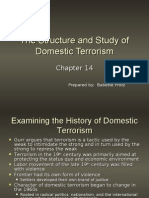 The Body of Terrorism PowerPoints 14