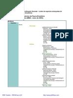 Documentos_lista de Especie Da Fauna e Flora_1