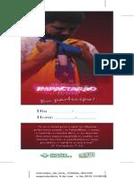 Marcador de Livro 100dias 46x165