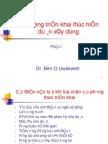 Chuong 11 - Viec Trien Khai Va to Chuc Cua Du An
