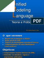 UML - Teoria e Prática