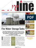 Fire Water Storage Tanks-Fireline Vol2 No3