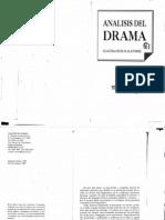 Analisis Del Drama I