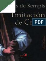 Imitacion de Cristo Thomas de Kempis