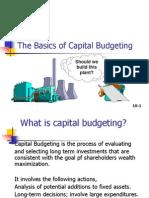 Capital Budgating