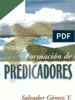 Formacion de Predicadores Gomez Yanez Salvador 106123289