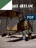 Vintage Airplane - Aug 1982