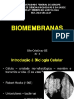 AULA 01 - Biomembrana