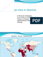 Neonatal Care in Districts A Presentation by Dr.Ravikumar Chodavarapu