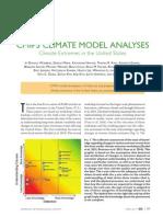 CIMIP5 Climate Model Analaysis