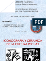 ICONOGRAFIA RECUAY