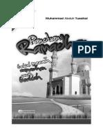 Buku Panduan Ramadhan