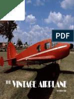 Vintage Airplane - Dec 1983