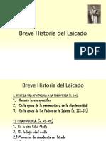 Breve Historia Del Laicado