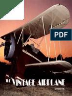 Vintage Airplane - Sep 1983