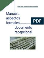 Manual Aspectos Formales[1]