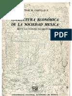 Estructura Econimica de La Sdad Mexica Castillo