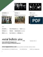 Metal Bulletin Zine 44