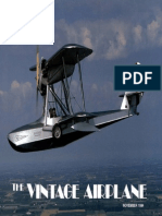 Vintage Airplane - Nov 1984