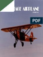 Vintage Airplane - Sep 1984