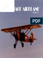 Vintage Airplane - Sep 1984
