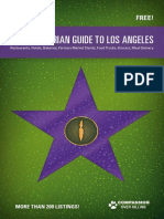 Veg Guide to Los Angeles 2014