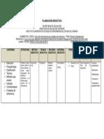 Presion Intraabdominal Plan Didactico