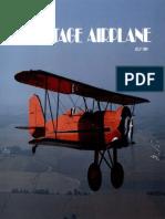 Vintage Airplane - Jul 1984