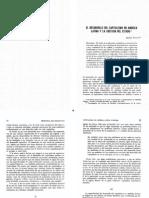 El Desarrollo Del Capitalismo en AmLat y La Cuestión Del Estado (a Cueva, Conferencia 1979)