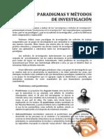 i 04 Paradigmas y Metodos de Investigacion