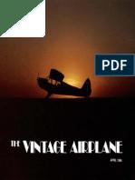 Vintage Airplane - Apr 1984
