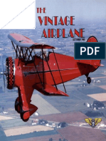 Vintage Airplane - Oct 1985