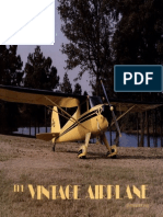 Vintage Airplane - Sep 1985