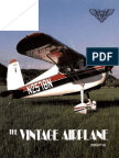 Vintage Airplane - Feb 1985