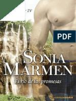 Sonia Marmen Serie Alma de Highlander 04 El Rio de Las Promesas