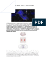 Energia y Materia Oscura y El Nuevo Eter