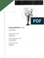 Generationer - Cecil Bødker