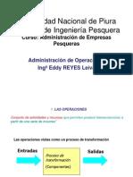 6. Administracion de Operaciones a Eddy Reyes Leiva