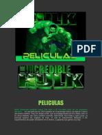 Peliculas Hulk