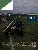 Vintage Airplane - Oct 1986