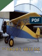 Vintage Airplane - Sep 1986