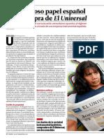 Sospechosa Venta El Universal