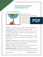 Clases de Emprendedores y Emprendimient1