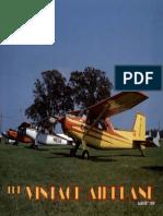 Vintage Airplane - Aug 1986