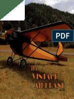 Vintage Airplane - May 1986