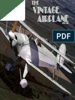 Vintage Airplane - Apr 1986