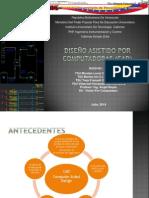 Ppt Diseño Asistido Por Computadoras (Cad)